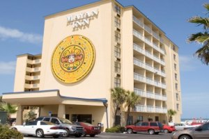 Okay, they botched the whole end-of-the-world thing but left us a decent hotel on Daytona Beach.  Well played, Mayans.