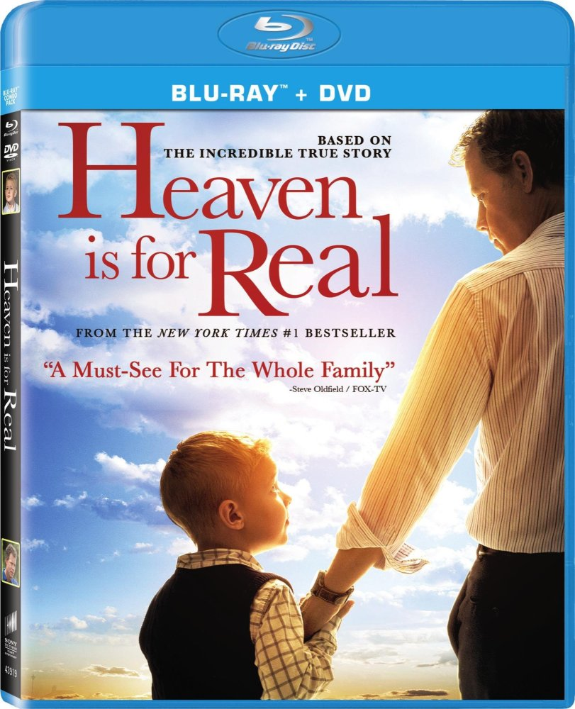 Rob Reviews:  Heaven is For Real