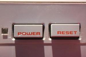 reset buttons